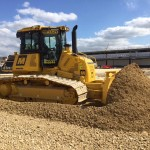 Metcalfe Plant Hire earthworks at airport