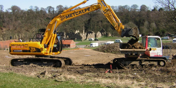 Metcalfe Plant Hire in Penrith. For equipment and plant hire across Cumbria, the North West and Southern Scotland