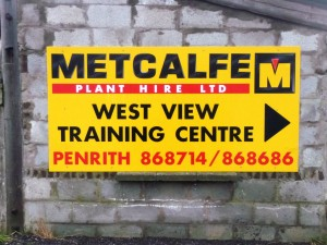 Metcalfe Plant Hire Training Centre
