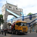 MPH Haulage London Tower Bridge