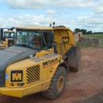 Plant Hire Division Excavation Truck
