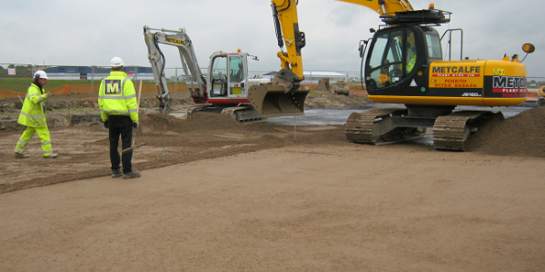 Leeds Bradford Airport Taxiway Improvements
